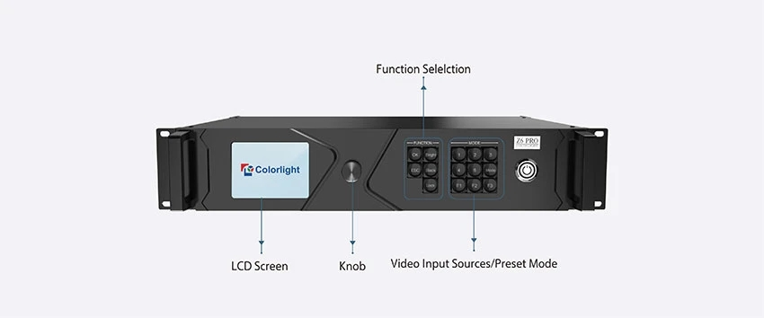Colorlight Z6 Pro LED Video Processor