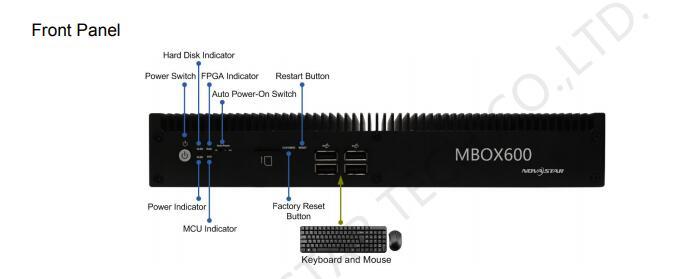 Novastar MBOX600 1
