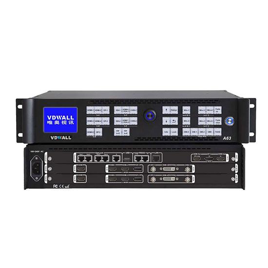 VDWALL A63 4K Video Processor
