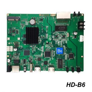 HD-B6 card