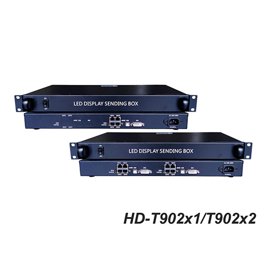 T902 sending box
