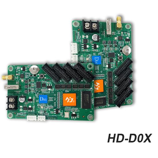d0x led card