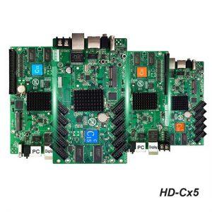 hd-cx5 control card